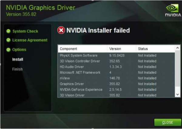 how to fix nvidia installer failed issue, nvidia installer failed windows 10, nvidia installer failed solution, how to solve nvidia installer failed