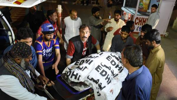 ISIS Claims Responsibility For Killing Pakistani Christian Family On Easter Monday In Quetta