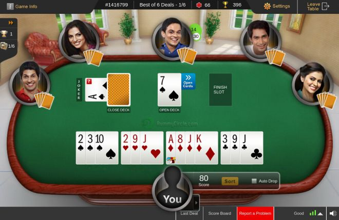 Rummy Online Payment Modes