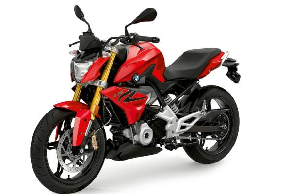 2019 BMW G310R New Color Option