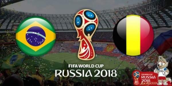 Brazil vs Belgium Live Streaming