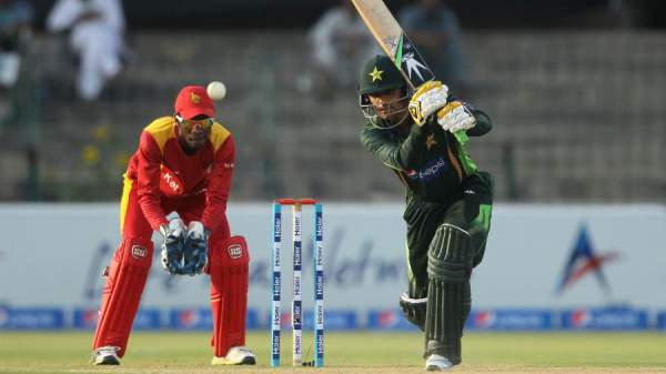 Pakistan vs Zimbabwe Live Streaming