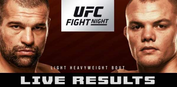 UFC Fight Night 134 Live Streaming