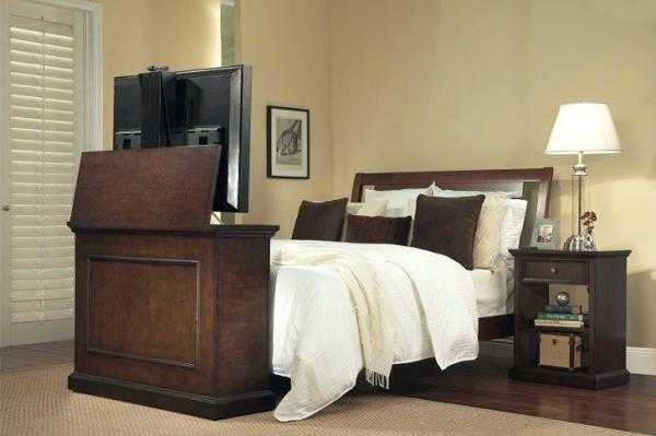 Best TV Lifts for End of Bed