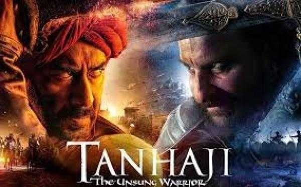 Tanhaji 10th Day Collection 10 Days Tanhaji 2nd Weekend/Sunday Box Office Report