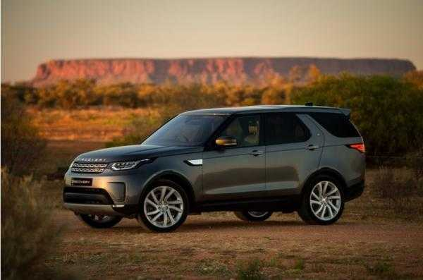 Land Rover Discovery: 5 Things to Know