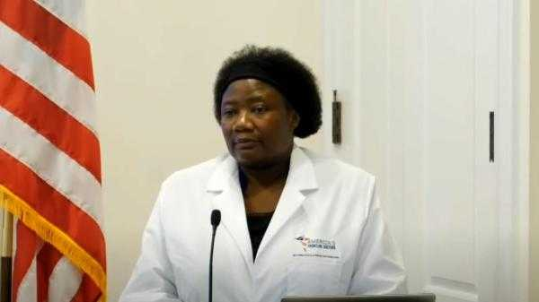 Dr Stella Immanuel MD of Houston Texas Believes in Alien DNA, Demon Sperm and Hydroxychloroquine a cure for Coronavirus (COVID-19): Snopes Fact Check