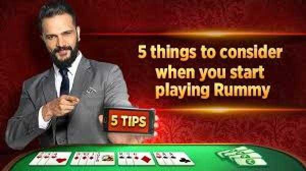5 Tips to earn money in Rummy