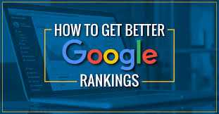 5 Simple tips to get better google rankings for your site
